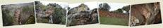 Ver 20090302 Ruta a las Cuevas y Vestigios del Malvacío en Villarta de los Montes