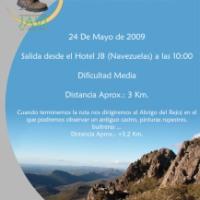 Ruta a las Cuevas de Cuesta Alta de Navezuelas. Senderismo en las Villuercas Ibores y Jara