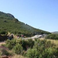 Ruta a las Cuevas de la Sierra de la Solana de Castañar y Fresnedoso de Ibor. Villuercas Ibores Jara