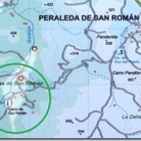 Ruta al Despoblado de San Román. Peraleda de San Román