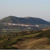 Ruta al Geositio Cerro de San Cristóbal de Logrosán. Senderismo en el Geoparque Villuercas Ibores Jara. Extremadura