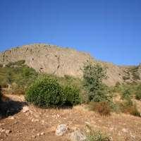 20060824 Ruta a la Cabeza del Moro en Berzocana. Villuercas Ibores Jara. Extremadura