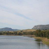 20060524 Ruta por el Pantano de García Sola o Puerto Peña en la Siberia de Extremadura
