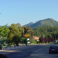 20040518 Ruta a Risco Gordo, el Dolmen de las Brujas, Pinturas Rupestres y el Dólmen del Castillo de Cañamero. Villuercas en Extremadura