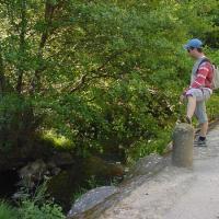 20050518 Ruta Sierra del Pimpollar de Cañamero. Villuercas Ibore y Jara. Extremadura