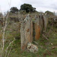 20110313 Ruta por el Castro de la Coraja en Aldeacentenera. Geoparque Villuercas Ibores Jara. Extremadura