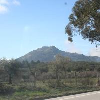 20100206 Visita al Maestro Artesano de Adufes. Vinagre. de la Aldea del Salvador de Monsanto. Portugal
