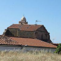 20110603 Ruta por la Iglesia de San Juan Evangelista en Deleitosa. Villuercas Ibores Jara. Extremadura