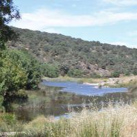 20110626 Paseos en Canoa por el Río Almonte con Ganatur. Deleitosa Villuercas Ibores Jara. Extremadura