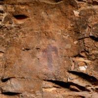 20100508 Ruta a las Pinturas Rupestres de Cueva de la Chiquita y el Charco de la Nutria en Cañamero. Villuercas Ibores Jara