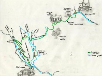 plano ruta 6