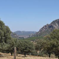 20110731 Travesía del Poblado de Puerto Peña. Siberia de Extremadura