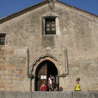 Ruta por la Iglesia de Santiago. Intramuros de Trujillo, Extremadura