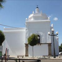 20110828 Ermita de Nuestra Señora de la Coronada en Villafranca de los Barros. Tierra de Barros. Extremadura