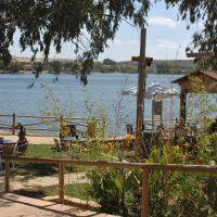 20110828 Ruta al Área Recreativa de la Presa Romana de Proserpina en Mérida. Extremadura