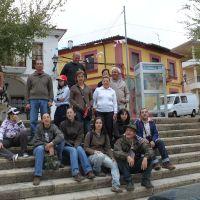20101003 Ruta a la Cabeza del Moro de Berzocana en Villuercas Ibores Jara