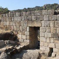 20111022 Baños de la Mora en el Yacimiento Arqueológico Ciudad de Vascos en Navalmoralejo. Toledo. Castilla la Mancha