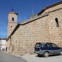 20101012 Ruta por la Iglesiade Nuestra Sra. de la Asunción de Valdelacasa de Tajo. Villuercas Ibores Jara