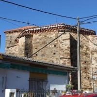 20111221 Ruta por la Iglesia de San Bernardino en Roturas de Cabañas del Castillo. Villuercas Ibores Jara. Extremadura