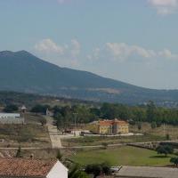 20021001 Ruta al Castillo de Halía. Monte Santa Catalina en Alía. Villuercas Ibores Jara. Extremadura