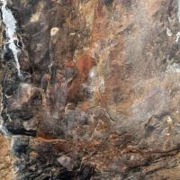 Pinturas rupestres en Fuenlabrada de Los Montes