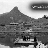 1956    Construcción de la Presa de Cijara