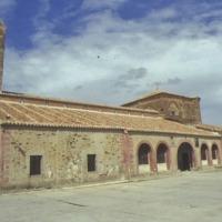 20050520 Iglesia de Santa Catalina en Alía. Las estaciones en las Villuercas Ibores Jara. Extremadura