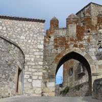 Ruta por la Puerta de San Andrés. Recinto amurallado de Trujillo. Extremadura
