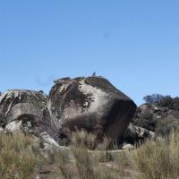 20120212 Ruta al Cancho Castillo en Peraleda de San Román. Geositio del Geoparque Villuercas Ibores Jara. Extremadura