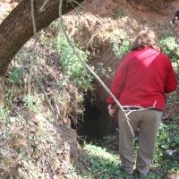20120415 Ruta a la Cueva de las Estalactitas en el Calerizo de Campillo de Deleitosa. Villuercas Ibores Jara . Extremadura