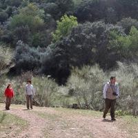 20120515 Ruta a la Cueva del Camino del Calerizo en Campillo de Deleitosa. Villuercas Ibores Jara. Extremadura