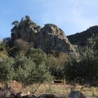20121012 Ruta al Mirador de la Peña en Zorita.