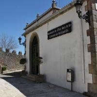 20130417 Ruta por la Ermita de Consolación en el Castillo de Montánchez. Sierras de Montánchez y San Pedro. Extremadura