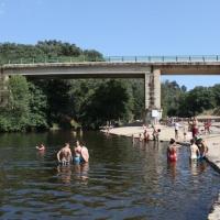 20130713 Ruta por la Piscina Natural en el Río Ibor en Castañar de Ibor