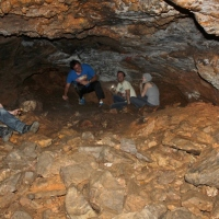 20140604 Ruta a las Cuevas de la Sierra de Berzocana. Geoparque Villuercas Ibores Jara. Extremadura