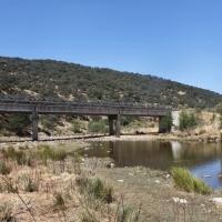 20140824 Ruta a la Piscina Natural Charcho de los Aldeanos entre Aldeacentenera y Retamosa de Cabañas. Geoparque Villuercas Ibores Jara. Extremadura
