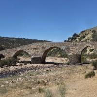 20140824 Ruta al Puente del Conde en el Río Almonte, entre Aldeacentenera y Retamosa de Cabañas del Castillo. Geoparque Villuercas Ibores Jara. Extremadura