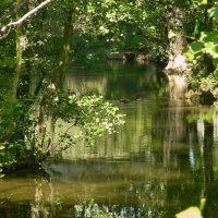 20010413 Ruta por el Área Recreativa del Río Ruecas en Logrosán. Geopaque Villuercas Ibores Jara. Extremadura