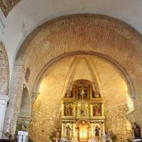 Ruta por la Iglesia de Santo Domingo de Guzmán en Cañamero. Geoparque Villuercas Ibores Jara. Extremadura