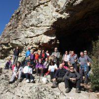 20141206 Ruta a la Cueva del Cancho Hurracao en Navezuelas. III Semana de la Castaña en el  Geoparque Villuercas Ibores Jara. Extremadura