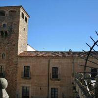 20140501 Ruta por el Casco Antiguo de Cáceres. Patrimonio de la Humanidad. Extremadura