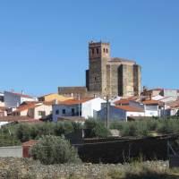 20161108 Iglesia de Ntra. Sra. de la Asunción de Junciana en Jaraicejo. Parque Nacional de Monfragüe. Extremadura