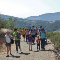 20150927 Ruta a la Orilla del Mar en la Sierra de Berzocana. Geoparque Villuercas Ibores Jara. Extremadura