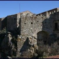 Alcázar de los Altamiranos. Intramuros en Trujillo. Extremadura