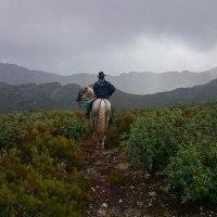 Ruta de Peregrinos a Caballo hacia Guadalupe. Caminos de Guadalupe en el Geoparque Villuercas Ibores Jara