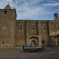 20151218 Iglesia de San Bartolomé en Herguijuela. Comarca de Trujillo. Extremadura