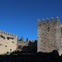 Puerta del Triunfo. Recinto Amurallado de Trujillo. Extremadura