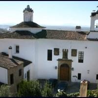 Ruta por el El Hospital. Palacio de Chaves Mendoza. Intramuros de Trujillo. Extremadura