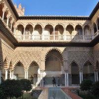 20160123 Palacio Califal en el Real Alcázar de Sevilla. Arte Andalusí