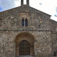20160225 Iglesia de San Juan Bautista en Abertura. Tierras de Trujillo. Extremadura